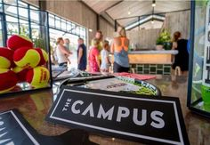 With a high-performance multi-sports hub, The Campus in Quinta do Lago provides professional training and coaching to all residents and guests. Sports Complex, Good Morning Happy, Coaching, Goals, Train, Training, Strollers