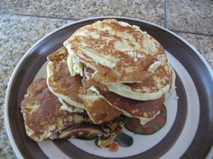 I think I've finally found an SCD Legal Pancakes recipe that delivers pancakes that taste better than wheat flour (I swear it's not the…