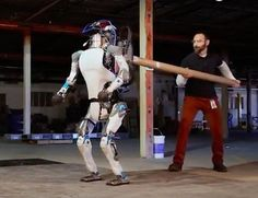 Boston Dynamics' New Robot Is Wicked Good at Standing Up to Bullies Medical Science, Science And Technology, Boston Dynamics, Future Thinking, Wicked Good, Stand Up, Bullying, Robots, Drones