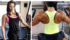 Bodybuilding.com - Shoulder Workout: Sophie Arvebrink's 5-Exercise Shoulder Smash