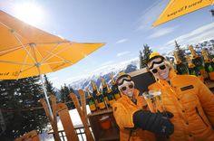 Die höchste Champagner-Bar der Welt in Aspen - http://www.reisegezwitscher.de/reisetipps-footer/1215-aspen