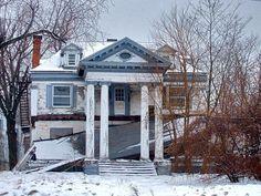 Euclid Avenue Mansion Photograph  - Euclid Avenue Mansion Fine Art Print