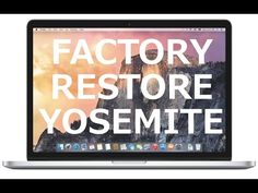 Restore mac os x without disc
