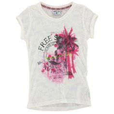 Vingino - T-shirt Hanny wit