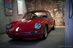 porsche 912 1967 Polo Red Porsche 912, Vw Bus, Volkswagen, Rat Look, Vw Beetles, Hot Cars, Exotic Cars, Vintage Cars, Classic Cars
