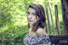 portrait by Delia Craciun on 500px