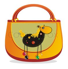 3326324-481306-hand-bag-with-sewn-applique-horse.jpg 474×480 pixels