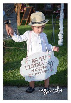 Letrero para paje #bodas www.taguinche.com Wedding With Kids, Our Wedding, Dream Wedding, Wedding Wishes, Wedding Signs, Mexican Themed Weddings, Wedding Proposals, Ideas Para Fiestas, Miami Wedding