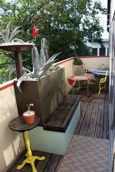 Perfect balkony!