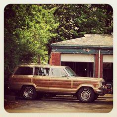 Hai Output: Jeep Wagoneer- Peter Hughes Haiku on Cars
