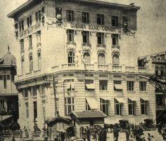 T.C.Ziraat Bankası Karaköy Şubesi Hizmet Binası