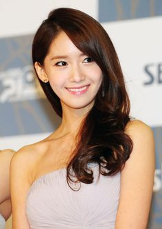 Yoona rocks that smile