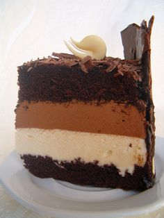 """Торт """" Шоколадная симфония"""""""