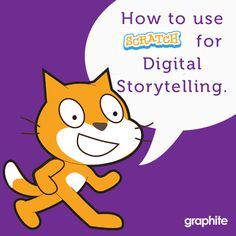 """Scratch, a programming project from MIT, might be an unexpected tool for digital storytelling. Using Scratch to tell a story is a """"twofer"""": Students practice important ELA skills and at the same time use computational thinking."""