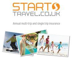 starttravel.co.uk - Annual multi-trip and single trip insurance