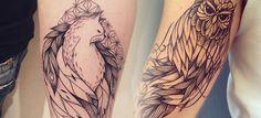Les magnifiques tatouages de Supakitch