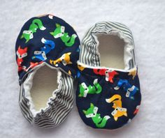 Foxes soft sole baby shoes fox baby shower fox by SweetSwaddle
