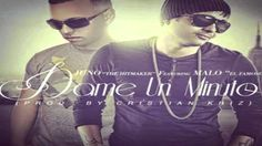 NEW - MP3'S - VIDEOS: Dame un minuto