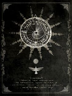 Book of the Sun / Sacred Geometry #nomad #nomadchic http://www.nomad-chic.com