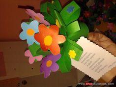 anneler gününe çok güzel çiçek buketi :) - Önce Okul Öncesi Ekibi Forum Sitesi - Biz Bu İşi Biliyoruz