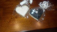 Bride & Groom sugar cookies 1