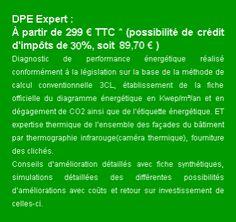 Conseil en rénovation énergétique - 1 2 3 Diagnostic immobilier DPE Discount