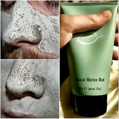 Pulls out all the impurities in the skin - best ever mud mask check out https://www.facebook.com/BeYOUtiful-1634029493488484/