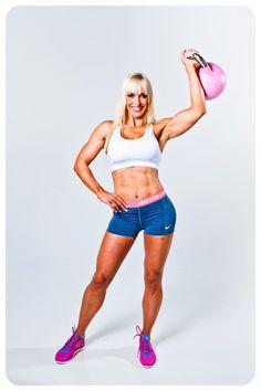 Mahtava fitnessvalmentaja Jutta Gustafsberg