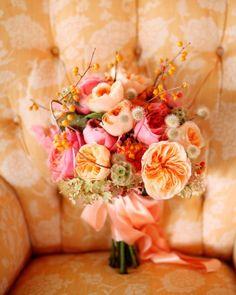 25 Gorgeous Fall Wedding Bouquets | Martha Stewart Weddings