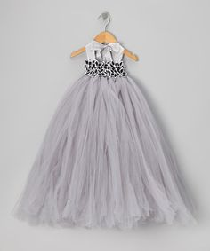 Do --- Take a look at this Bébé Oh La La Silver Garden Tulle Dress - Infant, Toddler & Girls on zulily today! Robes Tutu, Tulle Tutu, Tulle Dress, Dress Up, Tutu Dresses, Costume Halloween, Star Costume, Toddler Dress, Infant Toddler