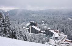 Borovec, hotel v lyžařském středisku (Bulharsko)