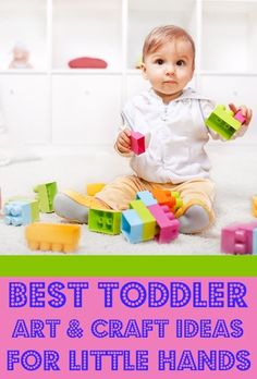 Top 10 Art And Craft Activities For Toddlers