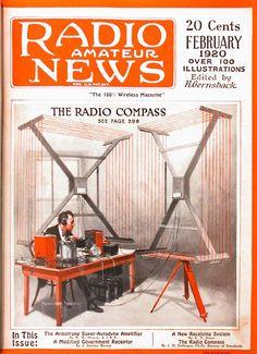 Radio Amateur News, 1920 | Retronaut