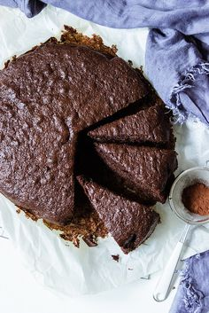 Chocolate Cake | by Le Petrin