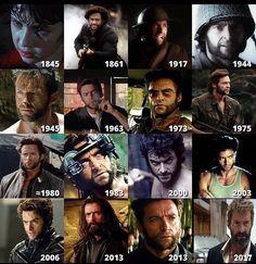 The life of James Howlett  Posted by @thehughjackman   Download at nomoremutants-com.tumblr.com   #marvelcomics #Comics #marvel #comicbooks #avengers #captainamericacivilwar #xmen #xmenapocalypse  #captainamerica #ironman #thor #hulk #ironfist #spiderman #inhumans #civilwar #lukecage #infinitygauntlet #Logan #X23 #guardiansofthegalaxy #deadpool #wolverine #drstrange #infinitywar #thanos #magneto #punisher #Cyclops #nomoreinhumans http://ift.tt/2ebOdx4