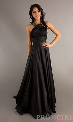d2077ca200 Shop Simply Dresses for halter top long dresses and evening gowns with  halter top. Floor length formal dresses and high neck halter prom gowns.