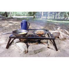 Texsport Heavy Duty Camp Grill