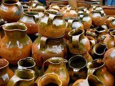 Vasijas de barro, 100% Guatemaltecas #amoguate. ME ENCANTA.