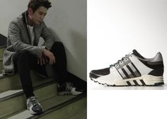 separation shoes 11e1f 4306d Birth of a Beauty Episode 5  Han Tae-Hee s Black and White Sneakers