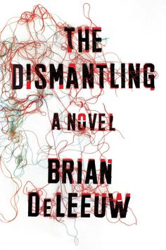 Dismantling by Brian DeLeeuw; design by Zoe Norvell (Plume / April 2015)