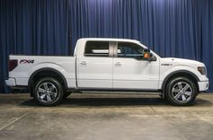 Joydrive : 2013 Ford F150 SuperCrew Cab FX4 Pickup 4D 5 1/2 ft - Buy this 100% Online @ Joydrive.com