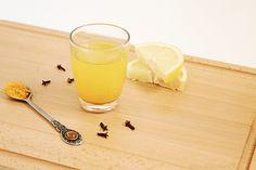 Cold and flu tonic - Cook Halaal My Recipes, Diet Recipes, Healthy Recipes, Herbal Remedies, Home Remedies, Ground Turmeric, Vegetarian Paleo, Flu, Herbalism