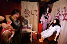 Haunted houses give chills in hot summer ‹ Japan Today: Japan News and Discussion