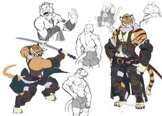 design by koutanagamori on DeviantArt Fantasy Character Design, Character Concept, Character Inspiration, Character Art, Creature Concept Art, Creature Design, Dnd Characters, Fantasy Characters, Bastet