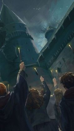 harry potter fan art wizarding world wizard witch hogwarts magic fantasy jk rowling potterhead dumbledore's death Harry Potter Anime, Harry Potter Fan Art, Harry Potter World, Fans D'harry Potter, Mundo Harry Potter, Harry Potter Pictures, Harry Potter Tumblr, Harry Potter Fandom, Harry Potter Universal