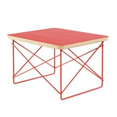 herman miller eames wire table - come in a few different colors...great for a working desk
