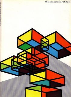 Flyer Goodness: The Canadian Architect Mag Covers