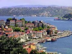 Houses in Istanbul Turkia