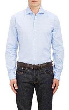 Barba End-On-End Shirt at Barneys New York