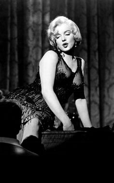 The beaded dress Marilyn Monroe wore in 'Some Like It Hot' in 1959 is also up for auction.